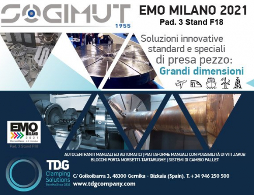 Sogimut a EMO Milano 2021